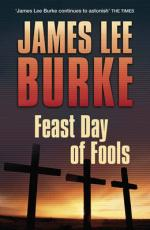 Cover for Feast Day of Fools by James Lee Burke