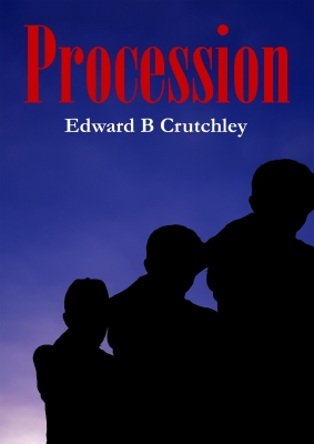 Cover for Procession by Ed Crutchley