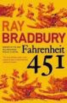 Cover for Fahrenheit 451 by Ray Bradbury