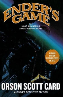 Cover for Ender's Game by Orson Scott Card