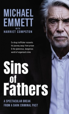 Cover for Sins of Fathers by Michael Emmett
