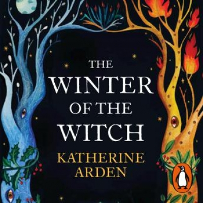 Cover for The Winter of the Witch by Katherine Arden
