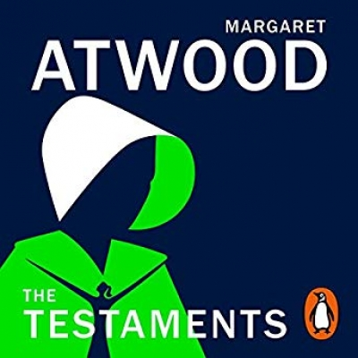 Cover for The Testaments by Margaret Atwood