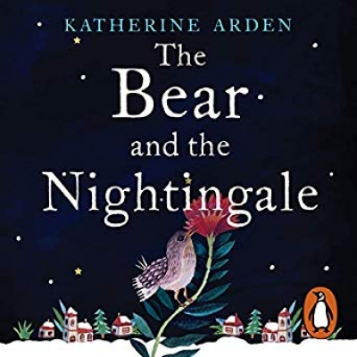 Cover for The Bear and The Nightingale by Katherine Arden