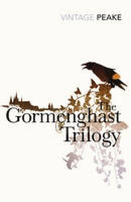 Cover for The Gormenghast Trilogy by Mervyn Peake