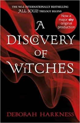 Cover for A Discovery of Witches by Deborah E. Harkness