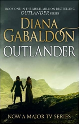 Cover for Outlander (Cross Stitch) by Diana Gabaldon