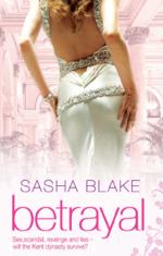 Cover for Betrayal by Sasha Blake