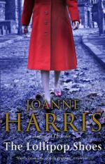 Book Cover for The Lollipop Shoes by Joanne Harris