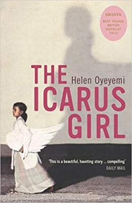 Cover for The Icarus Girl by Helen Oyeyemi