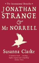 Cover for Jonathan Strange & Mr Norrell by Susanna Clarke