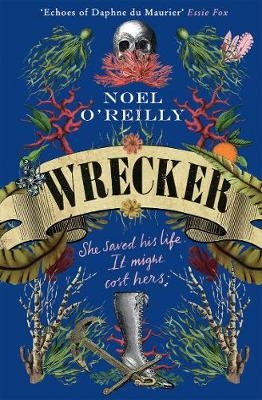 Cover for Wrecker by Noel O'Reilly