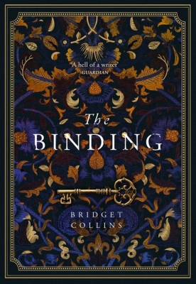 Book Cover for The Binding by Bridget Collins