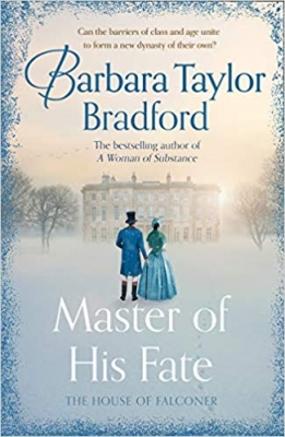 Cover for Master of His Fate by Barbara Taylor Bradford