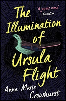Cover for The Illumination of Ursula Flight by Anna-Marie Crowhurst