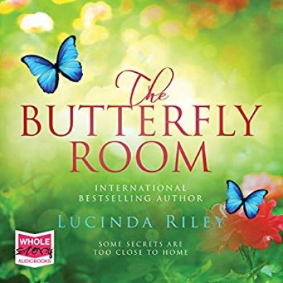 Cover for The Butterfly Room by Lucinda Riley