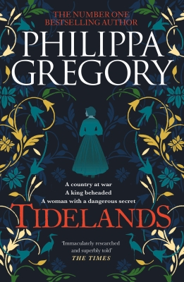 Book Cover for Tidelands by Philippa Gregory