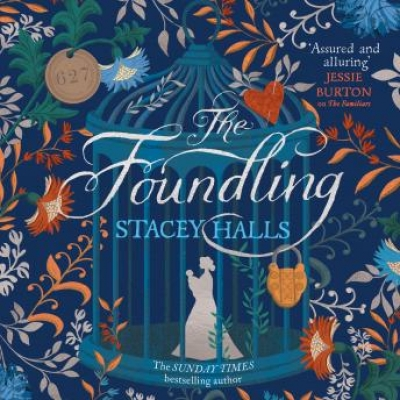 Cover for The Foundling by Stacey Halls