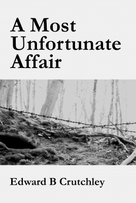 Cover for A Most Unfortunate Affair by Ed Crutchley