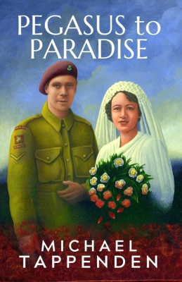 Cover for Pegasus to Paradise by Michael Tappenden