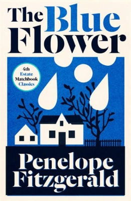 Cover for The Blue Flower by Penelope Fitzgerald