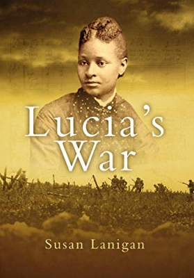 Cover for Lucia's War by Susan Lanigan