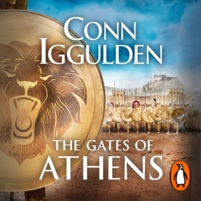 Cover for The Gates of Athens by Conn Iggulden