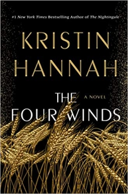 Cover for The Four Winds by Kristin Hannah