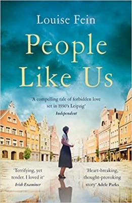 Cover for People Like Us by Louise Fein