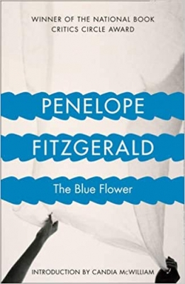 Book Cover for The Blue Flower by Penelope Fitzgerald
