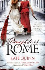 Cover for Daughters of Rome by Kate Quinn