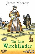 Cover for The Last Witchfinder by James Morrow