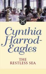 Cover for The Restless Sea by Cynthia Harrod-Eagles