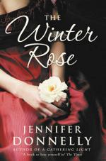 Cover for The Winter Rose by Jennifer Donnelly