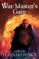 Cover for War Master's Gate by Adrian Tchaikovsky