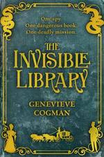 Cover for The Invisible Library by Genevieve Cogman
