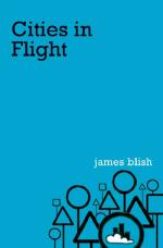 Cover for Cities in Flight by James Blish