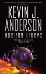 Horizon Storms : The Saga of Seven Suns - Book 3