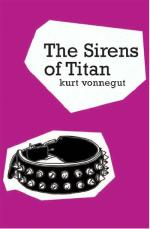 Cover for The Sirens of Titan by Kurt Vonnegut