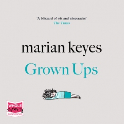 Cover for Grown-Ups by Marian Keyes