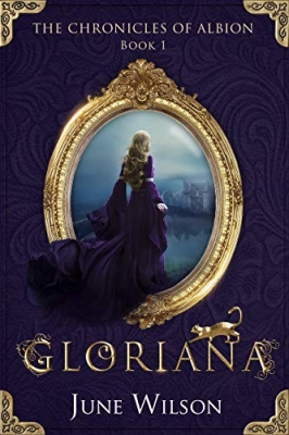 Cover for Gloriana by June Wilson