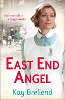 Cover for East End Angel by Kay Brellend