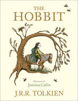 Cover for The Colour Illustrated Hobbit by J. R. R. Tolkien
