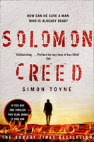 Cover for Solomon Creed by Simon Toyne