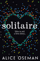 Cover for Solitaire by Alice Oseman