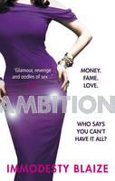 Cover for Ambition by Immodesty Blaize