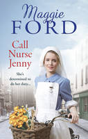 Cover for Call Nurse Jenny by Maggie Ford