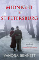 Cover for Midnight in St Petersburg by Vanora Bennett