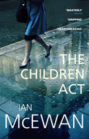 Cover for The Children Act by Ian McEwan