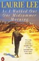 Cover for As I Walked Out One Midsummer Morning by Laurie Lee